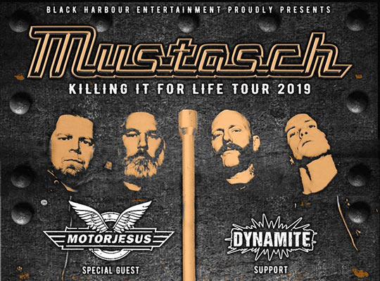 Mustasch Tour