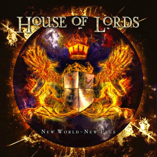 House Of Lords – New World New Eyes