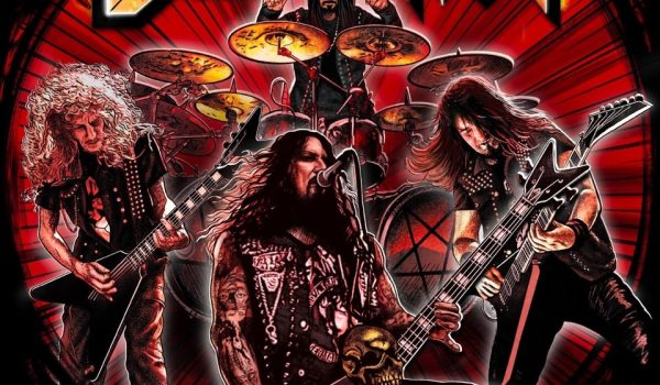 Destruction – Born To Thrash – Trailer