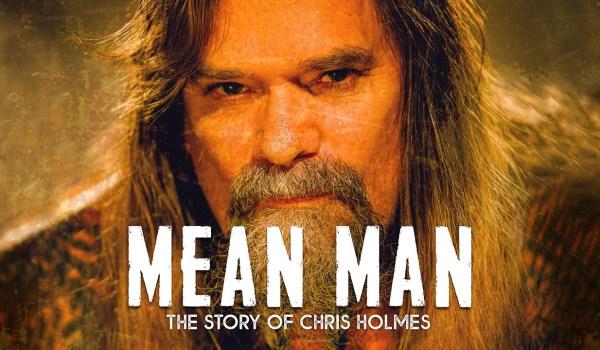 Chris Holmes – Mean Man – Trailer