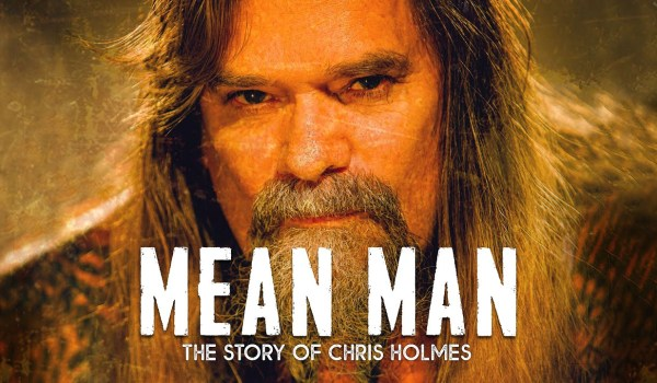 Chris Holmes – Mean Man – Trailer