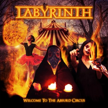 Labyrinth - Welcome To The Absurd Circus