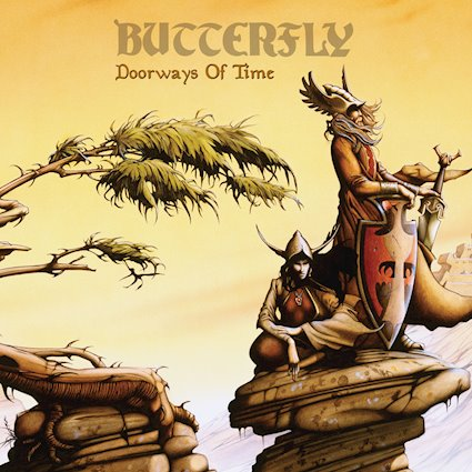 Butterfly – Doorways Of Time