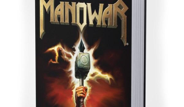 Manowar im Bücherladen