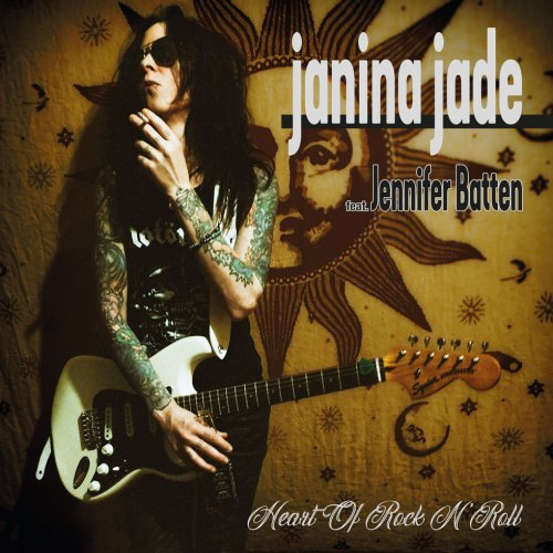 Janina Jade feat. Jennifer Batten – Heart Of Rock N' Roll