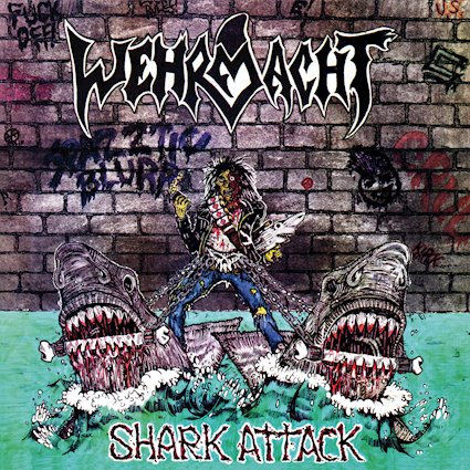 Wehrmacht – Shark Attack