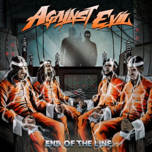 Against Evil – End Of The Line