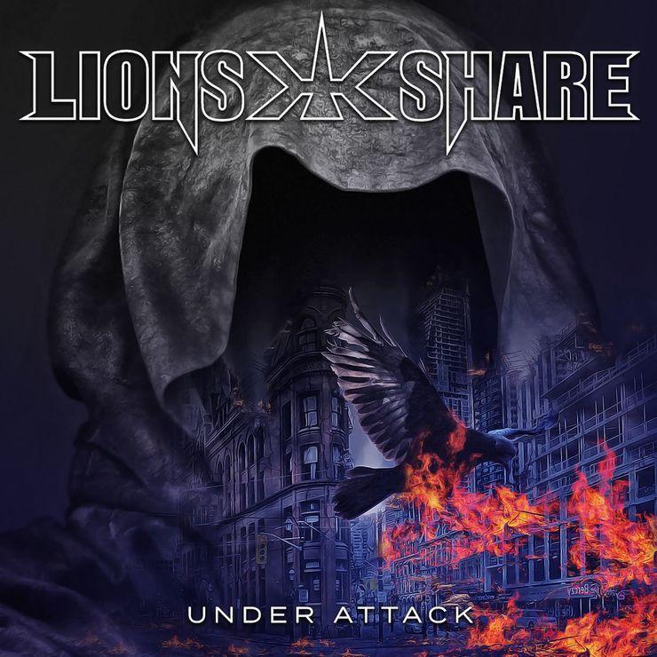 Lion's Share - Under Attack