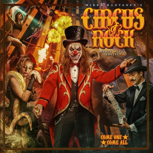 Circus Of Rock – Come On Come All