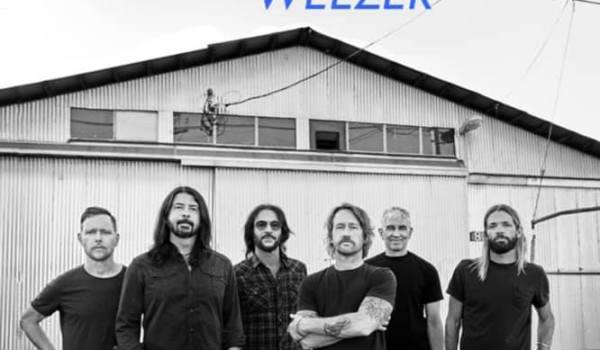 Die Foo Fighters kommen in die Schweiz