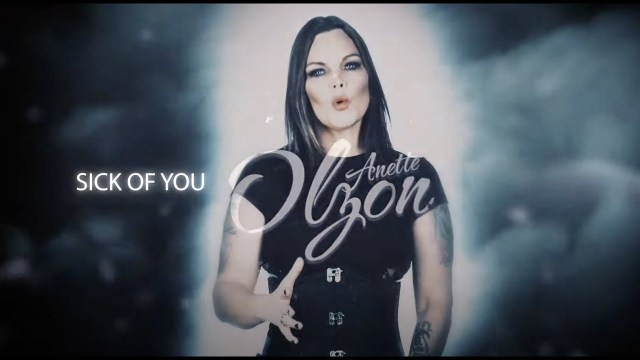 Anette Olzon - Sick Of You
