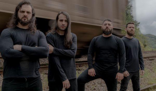 Brasiliens neue Death Metal Band HRANICE ABYSS präsentiert Video