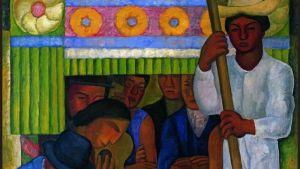 """בלוג איריס עשת כהן מקסיקו – תערוכת ציורים / ציורים מתערוכת """" מקסיקו """""""