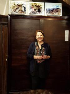 אורה גולדנברג אמנית