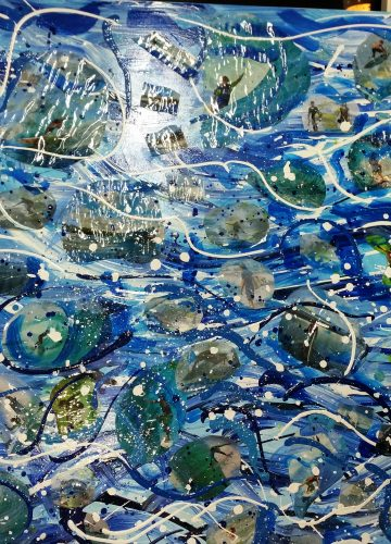 אמנות ישראלית צעירה | הכישרונות האנונימיים של עתיד עולם האומנות | ארט בלוג אומנות