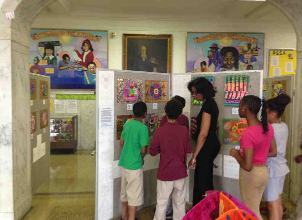 Artblog Cooke Museum Of Art Is 9 Years Old Diane Pieris Successful Art Education Program In