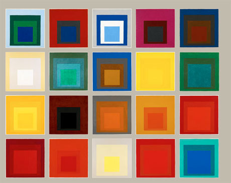 Josef Albers Interaction Of Color The Art Digger