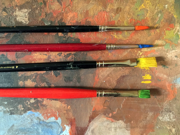 How to clean oil paint brushes and enjoy it - The Art Digger