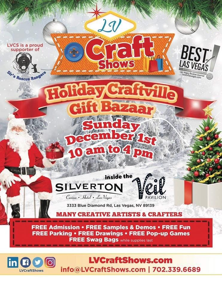 Holiday Craftville Gift Bazaar - The Art Fair Gallery