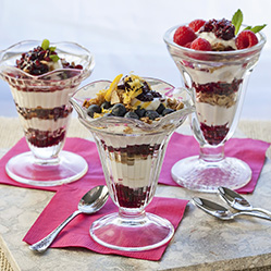 Fruit & Yogurt Parfaits
