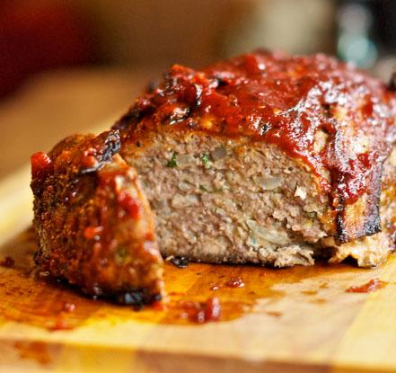 meatloaf tomato gravy