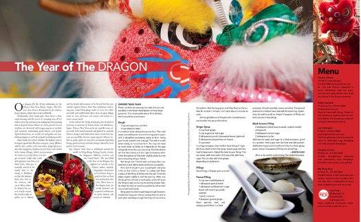 Chinese New Year Downtown Magazine