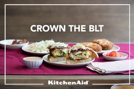 Crown the BLT for KitchenAid