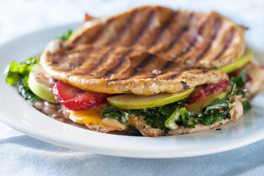 California Dreamin Grilled Cheese