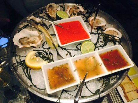 Fig & Olive Oysters