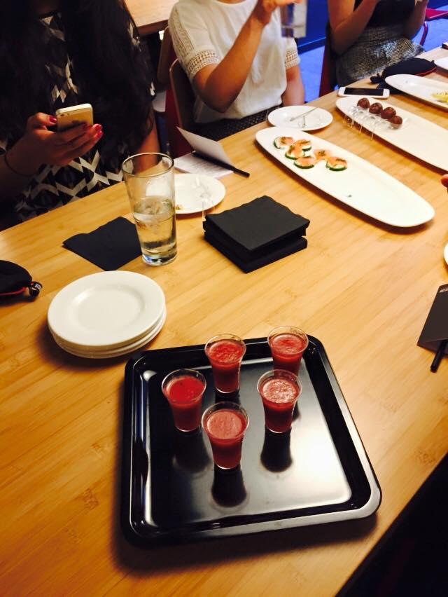 Dine in the Dark NYC - The Artful Gourmet