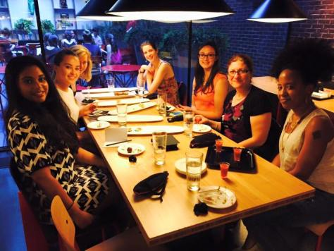 Dine in the Dark Experience - CitizenM + The Artful Gourmet