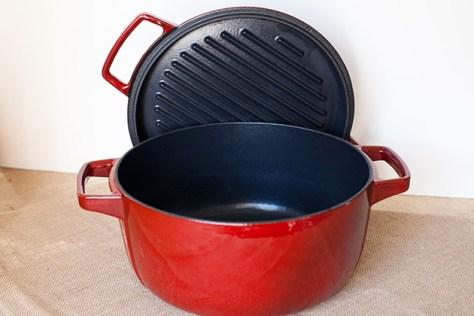 KitchenAid 6 Qt Ceramic Dutch Oven