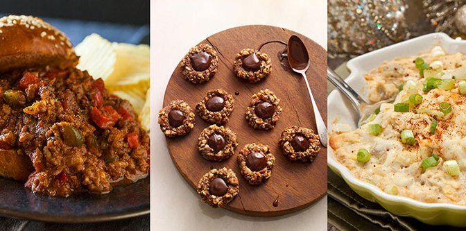Favorite Game Day Recipes for the Super Bowl!