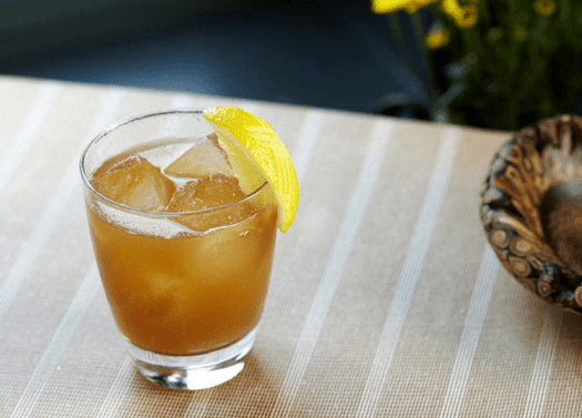 George Dickel Whiskey Sour