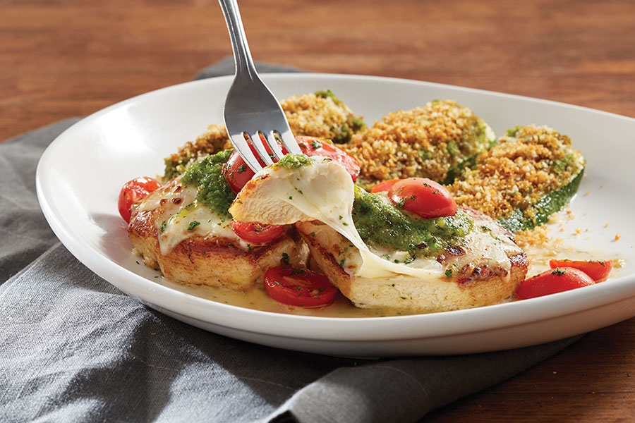Olive Garden Unveils New 39 Tastes Of The Mediterranean