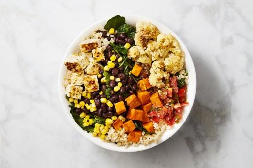 Quinioa & Rice Bowls_SouthwesternSweetPotato_Dressing