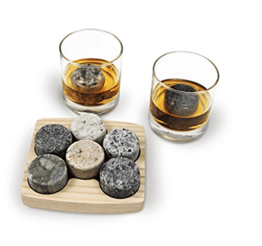 Whiskey Chilling Stones Set