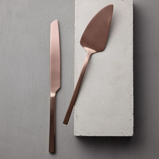 rose-gold-cake-knife-set