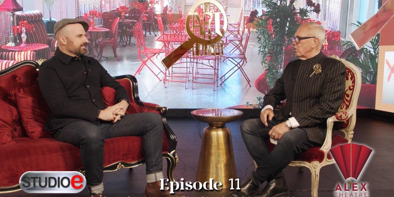 The Art Hunter | Ep 11 | Shane McGrath | Multi-Talented Artist – NOW LIVE