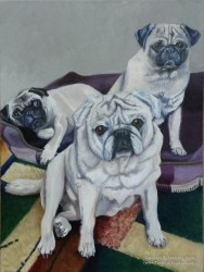 Maximum Puggage Painting