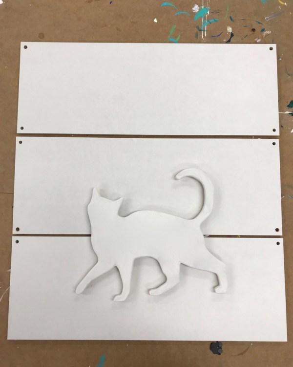kat drieluik hout 3