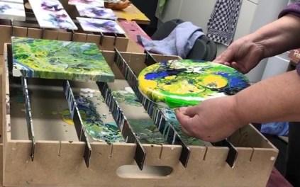 workshop basis acryl gieten