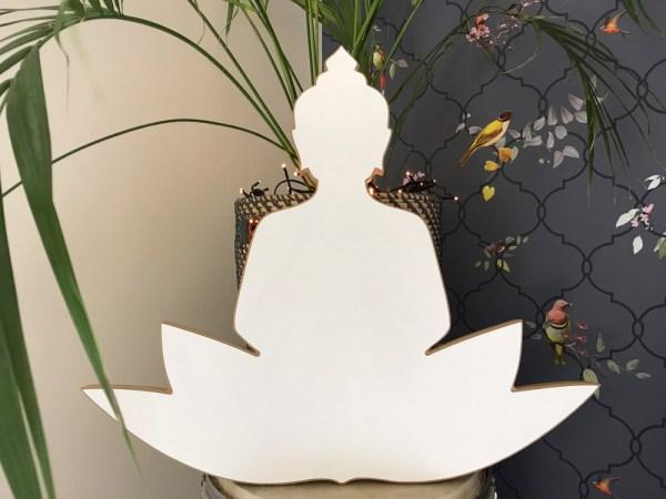 Boeddha lotus sfeer