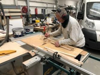 Cursus houtbewerking 3
