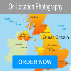 On-Location Artwork Photography UK