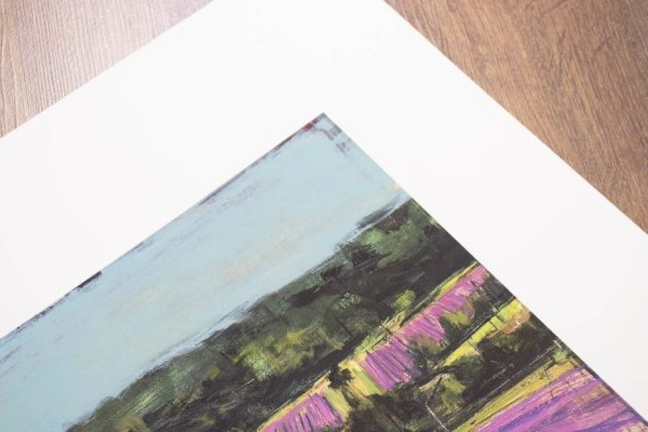 Giclée Printing Services - The Artists Print Room