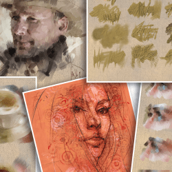 Corel Painter tutorials