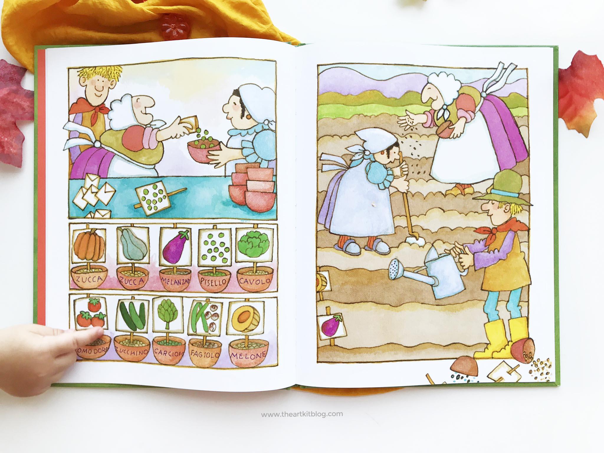 Strega Nona Fall Harvest Book Review 3