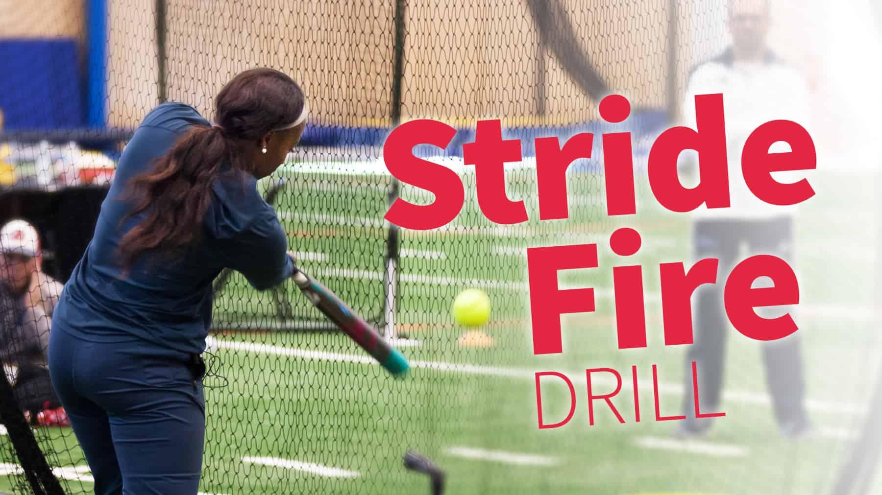 Hitting Stride Fire Drill