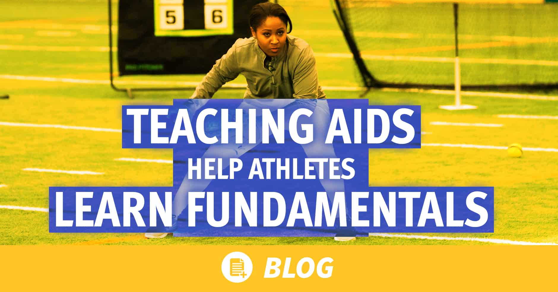 Teaching Aids Help Athletes Learn Fundamentals